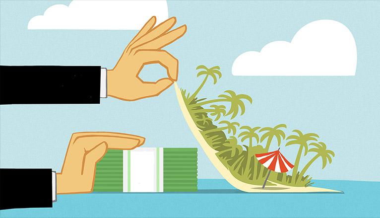 Raj podatkowy