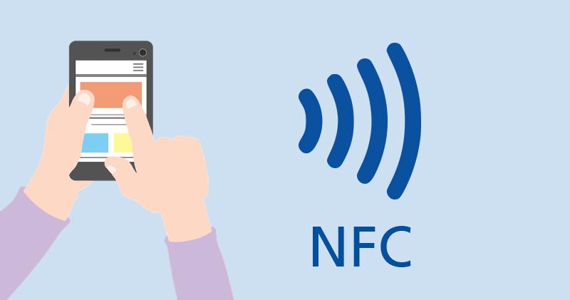 Płatności NFC smartfonem